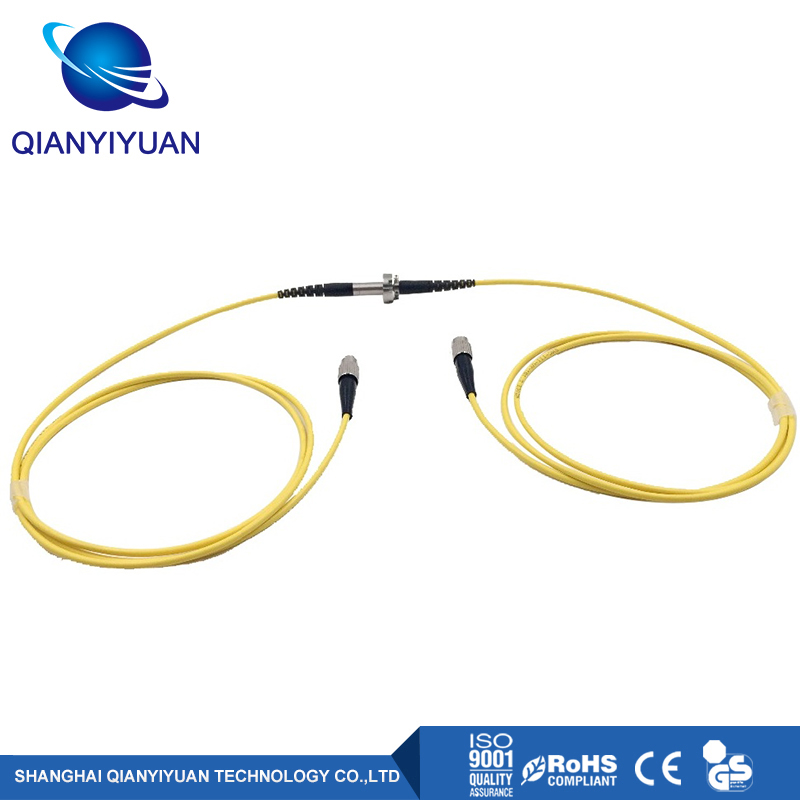 Single Channel Fiber Optic Rotary Joint